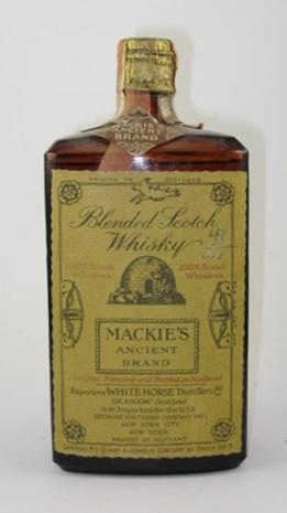 Mackie's Ancient Brand Blended Scotch Whisky