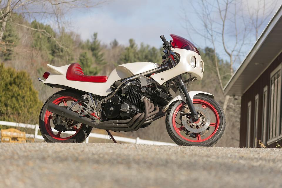 European finesse for Honda's mighty CBX,1984 Moto Martin  Honda CBX Frame no. MARTINCBX2487
