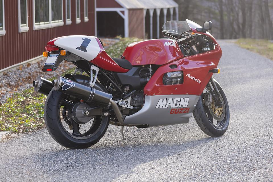 One of only 50 made,1998 Magni Australia 992cc Moto Guzzi Frame no. ZA9G5AKL1VSF69099