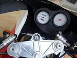 One of approximately 34 made,1994 Bimota DB2 900cc Tri-Colore Frame no. ZES1DB215SRZES002
