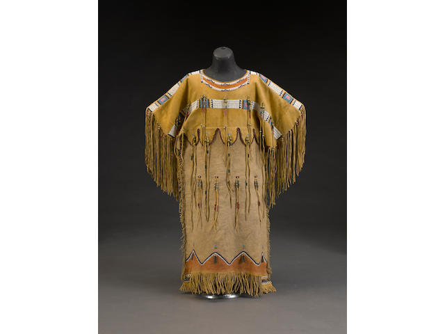 A Southern Cheyenne girl's dress