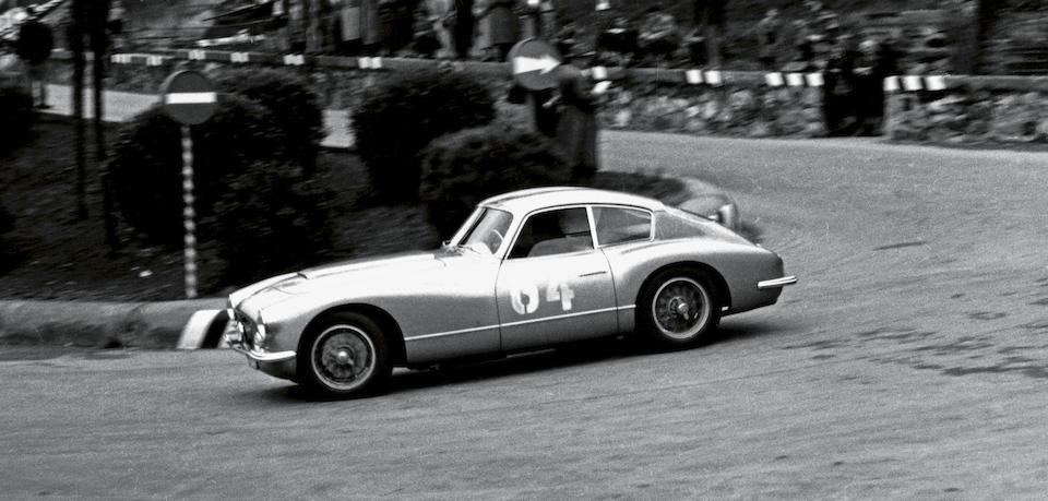 1953 FIAT 8V ELABORATA  Chassis no. 106.000022 Engine no. 104.000.000043