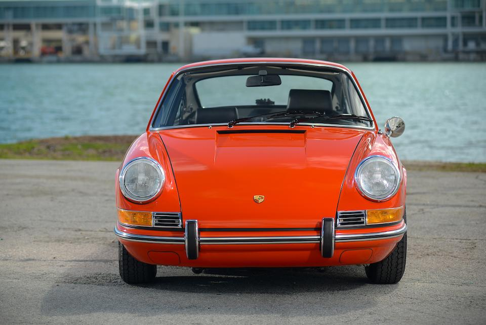 1970 Porsche 911T 2.2 Coupe  Chassis no. 9110121262 Engine no. 6106129