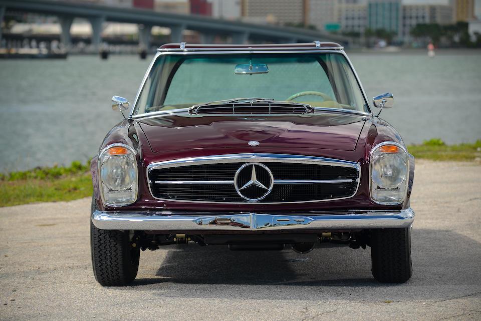 1965 MERCEDES-BENZ 230SL  Chassis no. 113042.10.010396 Engine no. 127981.10.008764