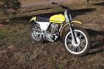 1970 Ducati 450 R/T Desmo Engine no. DM450 451663