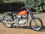 1961 Harley-Davidson KR Engine no. 61 KR 1200
