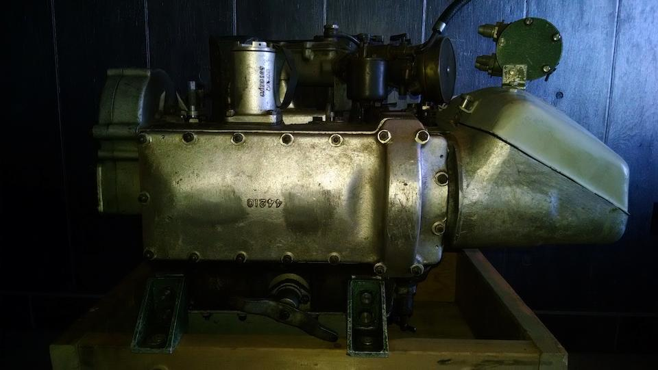 Rare air-sea rescue Vincent two-stroke 1942 Vincent Lifeboat Motor