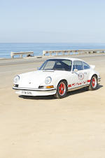 1973 PORSCHE 911 CARRERA RS 2.7  Chassis no. 9113601446 Engine no. 6631401