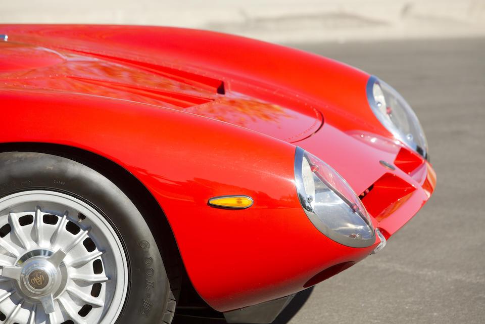 1965 ISO GRIFO A3 COMPETIZIONE  Chassis no. B0213 Engine no. 129-F12183Q