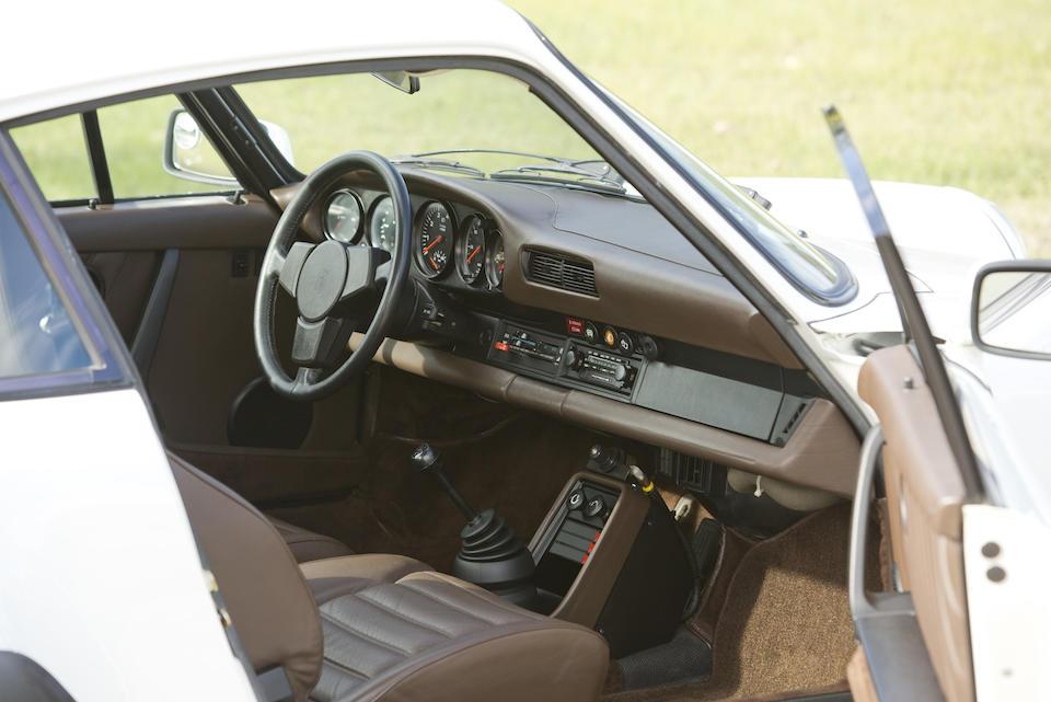 1978 PORSCHE 930 3.3 TURBO COUPE  Chassis no. 9308800410 Engine no. 6880271