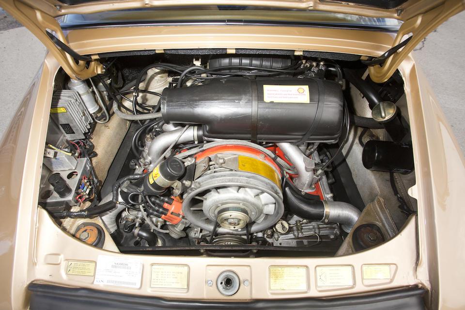 1975 PORSCHE  911 CARRERA 2.7 TARGA  Chassis no. 9115410127 Engine no. 6581182