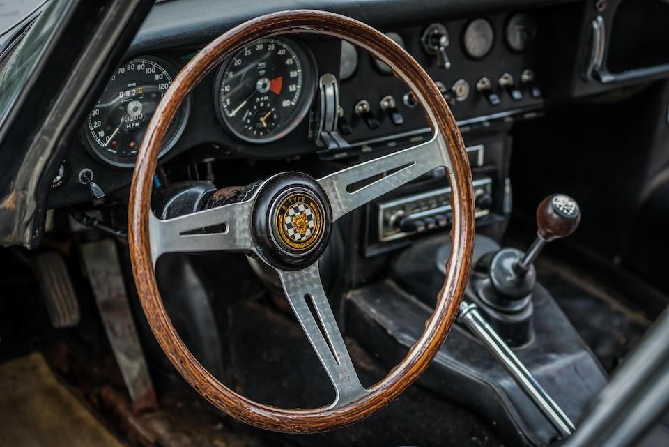1965 JAGUAR E-TYPE SERIES 1 4.2 COUPE  Chassis no. 1E30738 Engine no. 7E2280-9