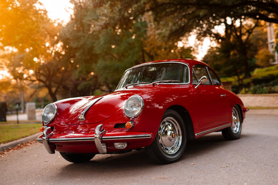 1962 PORSCHE  356 CARRERA 2 GS COUPE  Chassis no. 120840 Engine no. (KD) P97311
