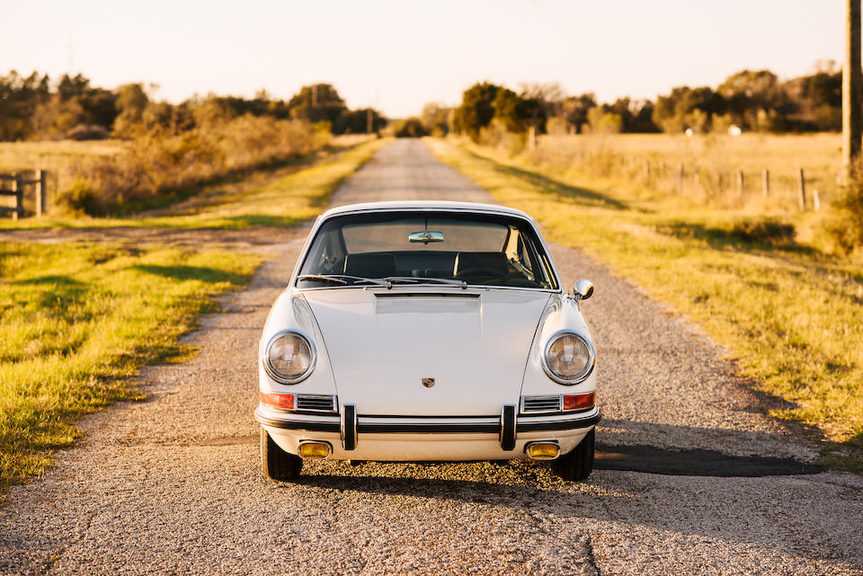 <B>1967 PORSCHE  911S 2.0 COUPE<br /></B><BR />Chassis no. 306131S<BR />Engine no. 961094