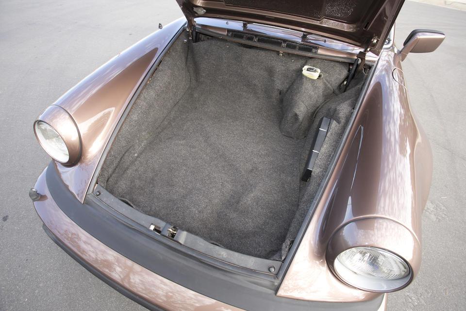 1977 PORSCHE  930 3.0 TURBO COUPE  Chassis no. 9307800362 Engine no. 6870373