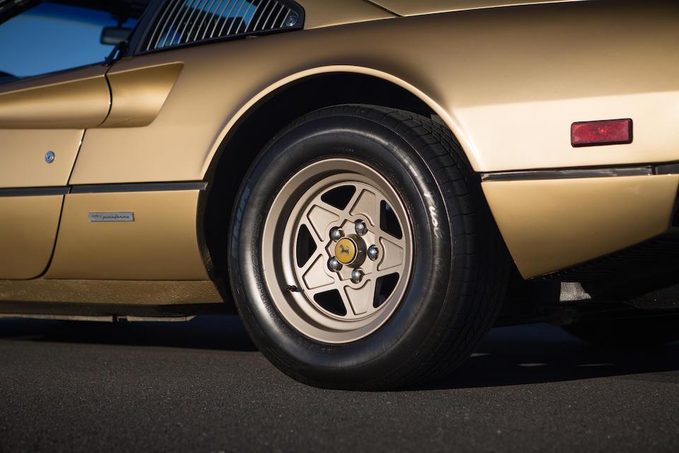 1980 Ferrari 308 GTSi  Chassis no. ZFFAA02A0A0032621 Engine no. F106B04000351