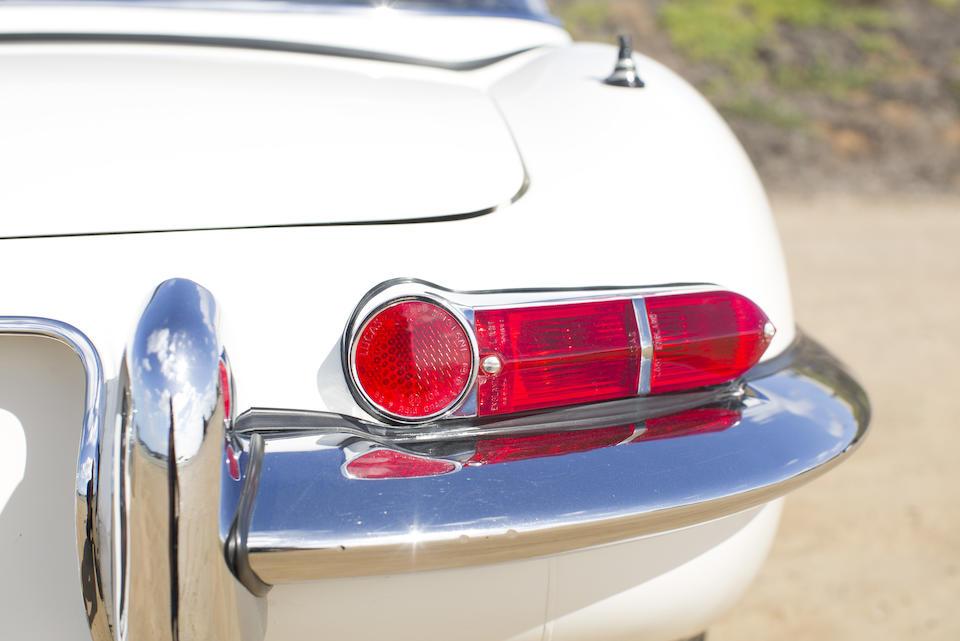 1967 JAGUAR E-Type Series 1 4.2 Roadster  Chassis no. 1E 13274 Engine no. 7E 9292-9