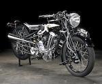 1934 Cotton-LAP 490cc twin port Engine no. KO/D40937/S