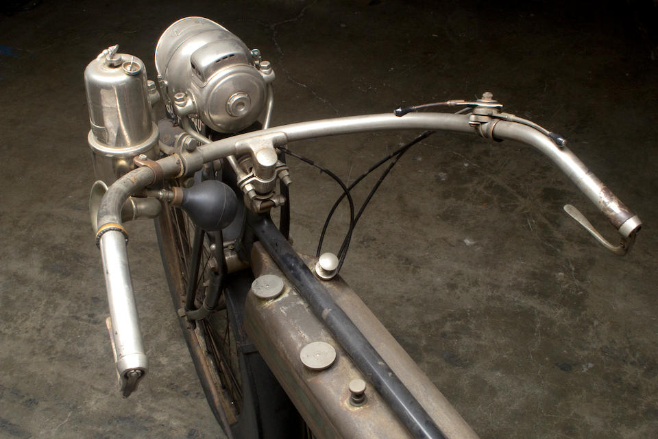 1911 Triumph 3.5hp 500cc Free-Engine Model Engine no. 17101YT