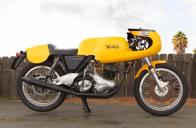 Bonhams : 1971 Norton Commando 750cc Production Racer ...