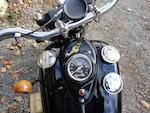 1953 Indian Chief Frame no. CS6653