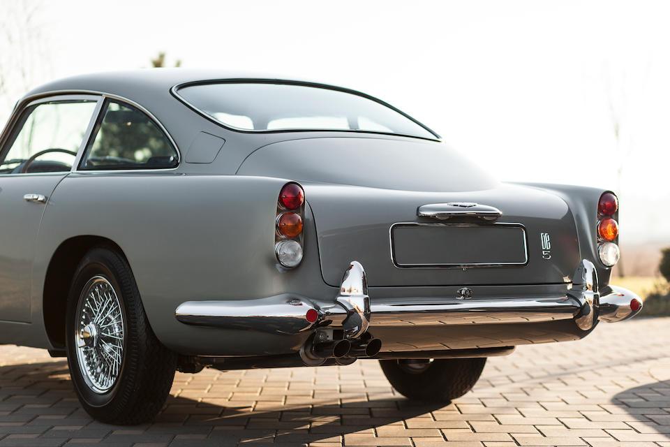 1964 ASTON MARTIN  DB5 SPORTS SALOON  Chassis no. DB5/1759/R Engine no. 400/1807