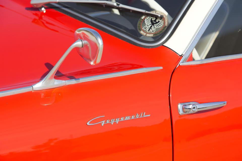 1959 GLAS GOGGOMOBIL  TS 250 COUPE  Chassis no. 02132084