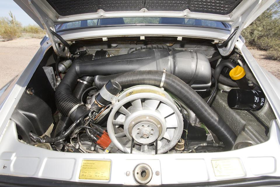 1975 PORSCHE  911 CARRERA 2.7 COUPE  Chassis no. 9115400113 Engine no. 6550731