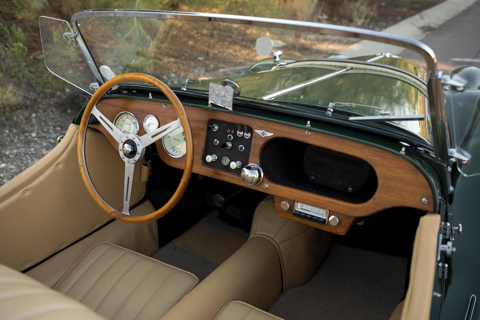 1963 MORGAN  4/4 SERIES IV  Chassis no. B802 Engine no. S267775