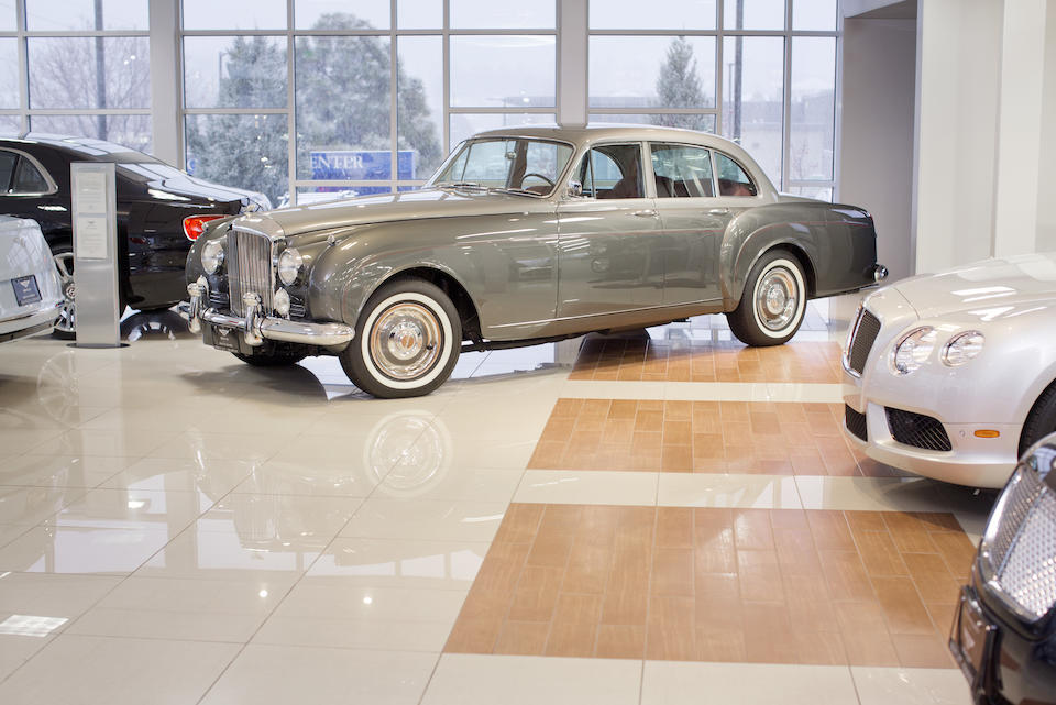 1962 BENTLEY S2 CONTINENTAL FLYING SPUR  Chassis no. BC59LCZ