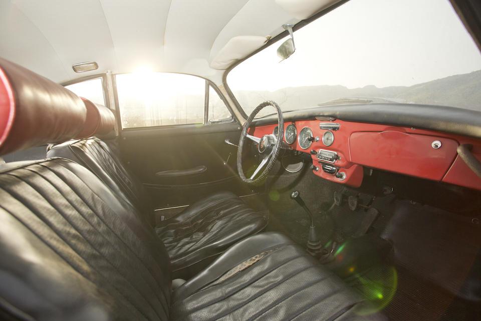 1964 PORSCHE 356C 1600 COUPE  Chassis no. 220576 Engine no. 715831