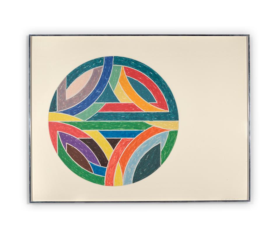 Frank Stella (born 1936); Sinjerli Variations;
