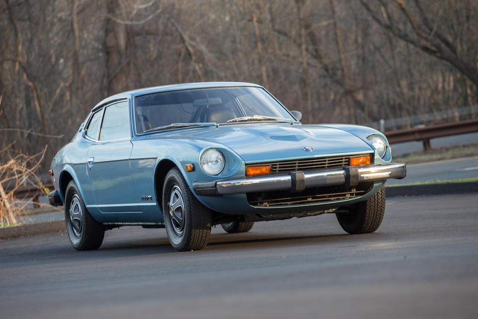 1975 DATSUN 280Z 2+2 SPORTS COUPE  Chassis no. GHLS30-041804