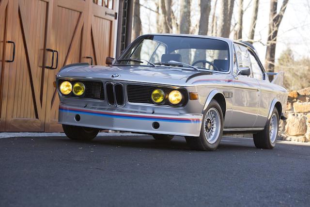Bonhams : 1973 BMW 3.0 CSL BATMOBILE Chassis no. 2275449 Engine no ...
