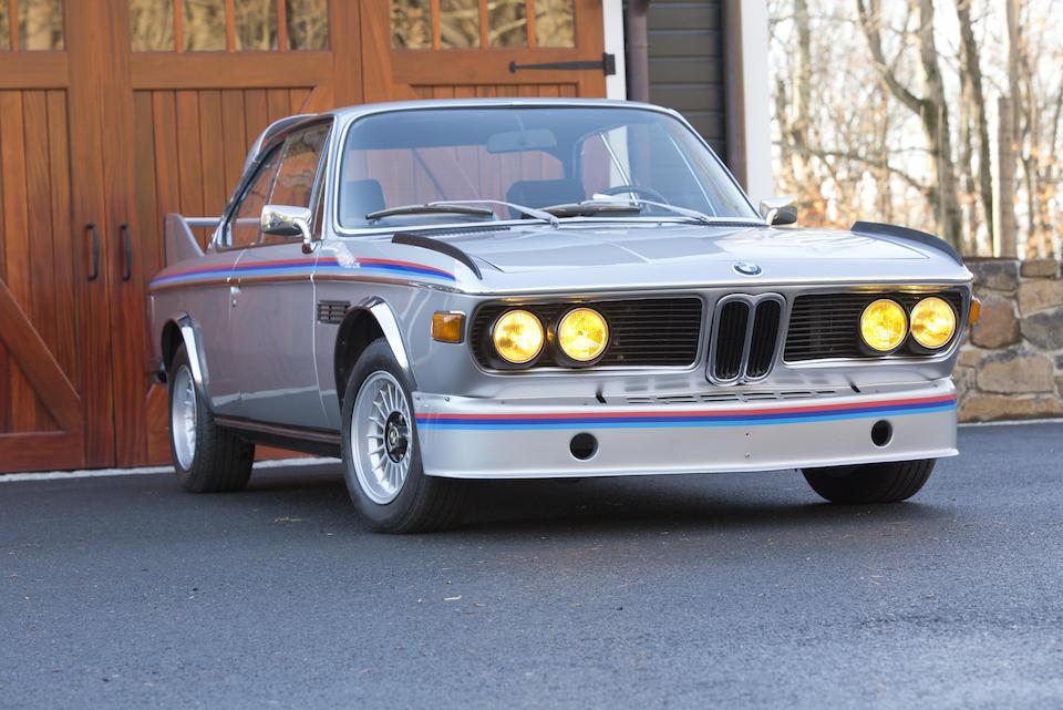 1973 BMW 3.0 CSL BATMOBILE  Chassis no. 2275449 Engine no. 2275449