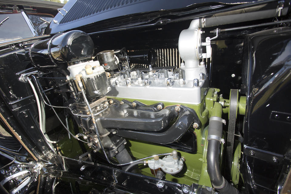 1931 CHRYSLER  IMPERIAL CG SPORT ROADSTER  Chassis no. 6005318 Engine no. R16997