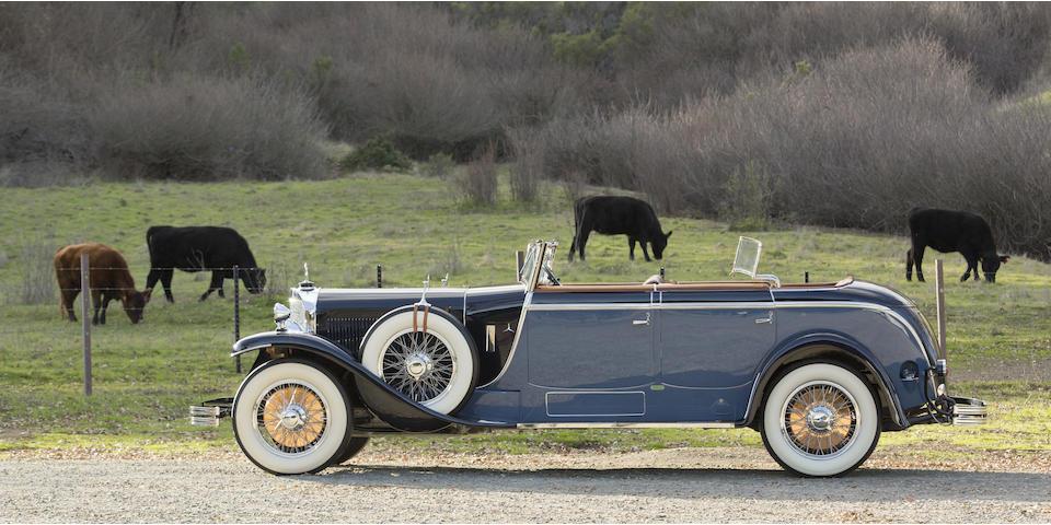 1928 MERCEDES-BENZ  630K LA BAULE TRANSFORMABLE  Engine no. 60793