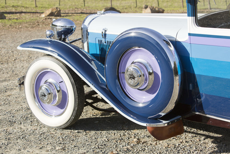 1930 RUXTON  MODEL C SALOON  Chassis no. 1005 Engine no. 18S-1043