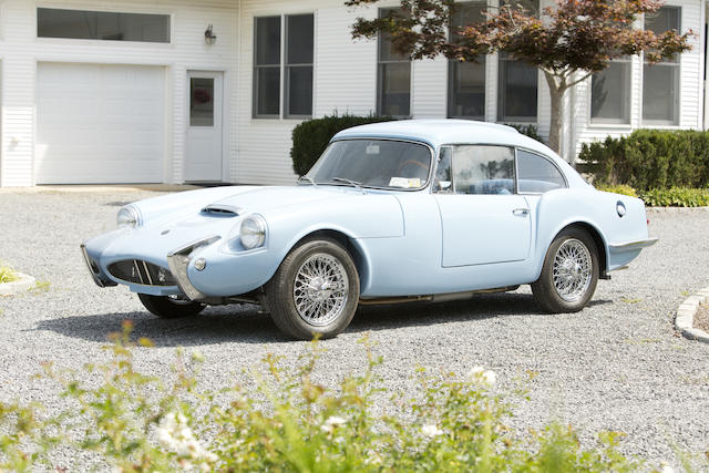<i>From the Italian Vintage Cars Collection</i><br /><b>1964 SABRA GT COUPE  </b><br />Chassis no. GT4819 <br />Engine no. S305658