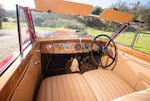 <B>1939 LAGONDA  V12 DROPHEAD COUPE<br /></B><BR />Chassis no. 14113<BR />Engine no. 14113
