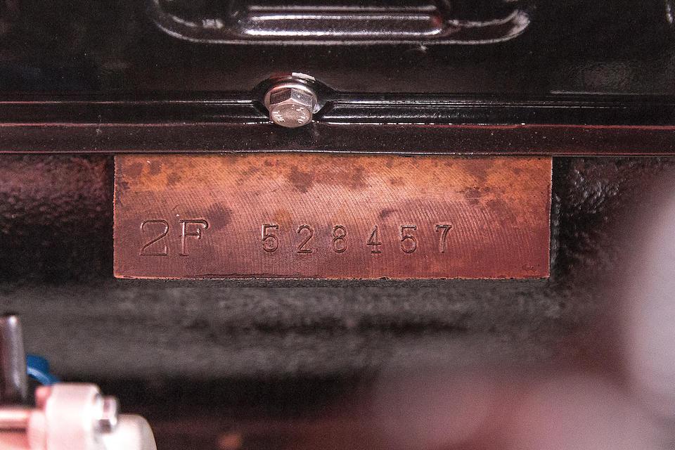 <B>1981 TOYOTA LAND CRUISER FJ40<br /></B><BR />Chassis no. FJ40-338609<BR />Engine no. 2F528457
