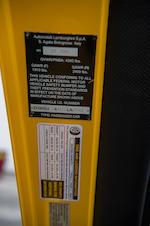 <B>2005 LAMBORGHINI MURCIELAGO ROADSTER<br /><br />VIN. ZHWBU26M45LA01543</B>