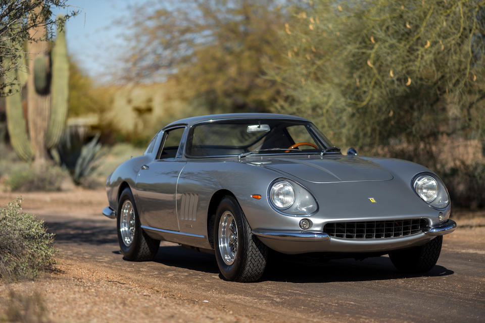 <i>From the Collection of the late Wade CarterIn single ownership for nearly 45 years</i><br /><b>1967 FERRARI 275 GTB/4<br />Design by Pininfarina, Coachwork by Scaglietti  </b><br />Chassis no. 10325 <br />Engine no. 10325