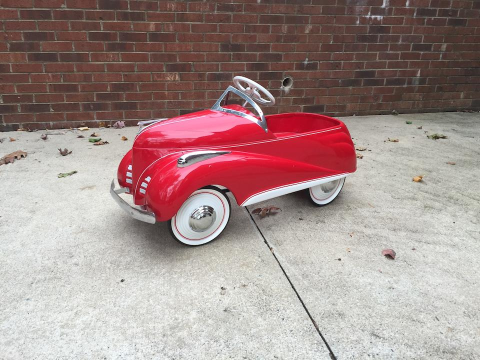 1930's Zephyr DeLuxe Pedal car