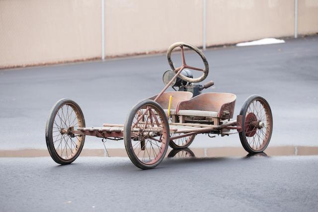 bonhams auto red bug chassis no 5034. Black Bedroom Furniture Sets. Home Design Ideas