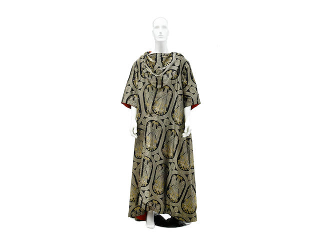 A Charlton Heston cloak from El Cid