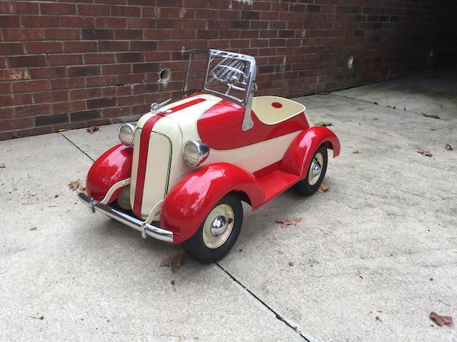 1937 Pontiac by Garton Toy Company