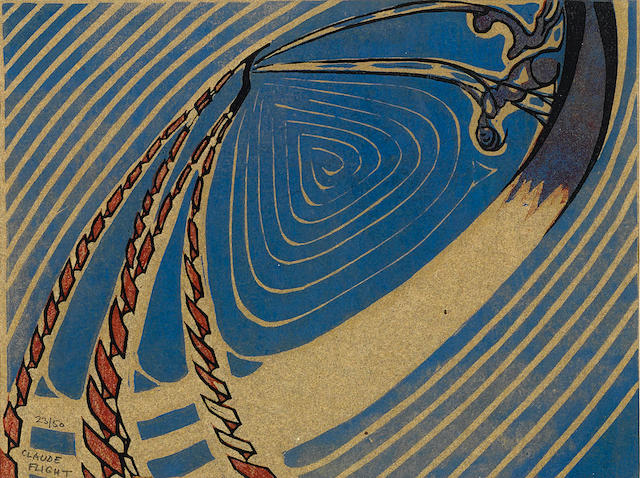 Claude Flight (1881-1955); Swing-Boats;