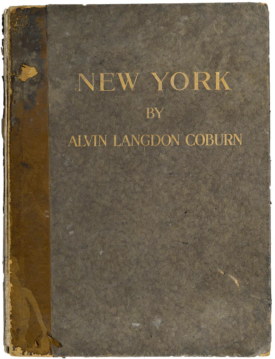 Alvin Langdon Coburn (1882-1966); New York;