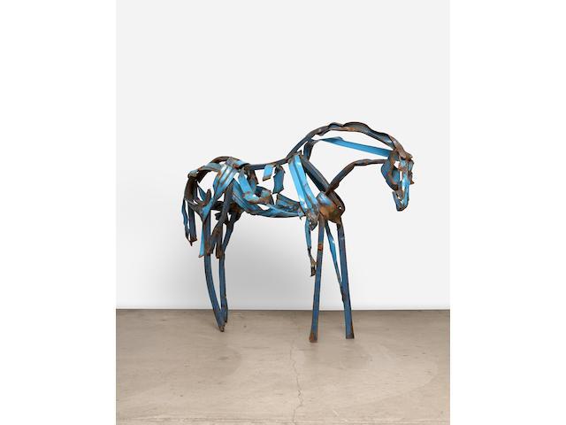 DEBORAH BUTTERFIELD (B. 1949) Bluebird, 2006